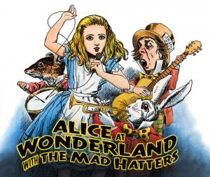 Alice at Wonderland